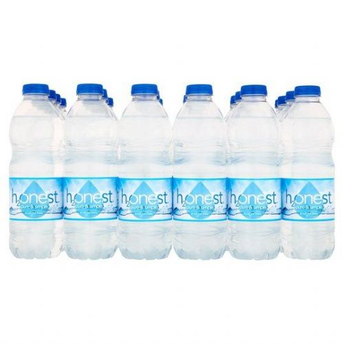 Bottled Water 24x500ml